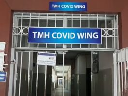 TMH Covid ward