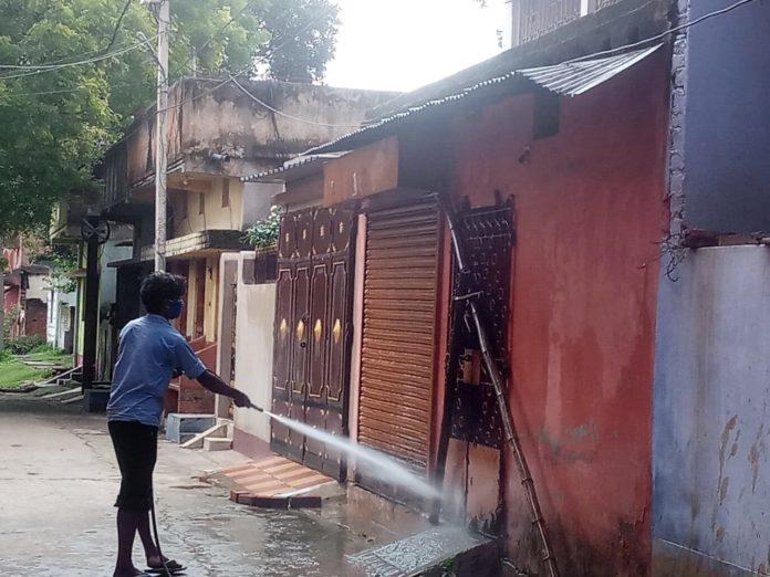 Sanitisation in Bagbera