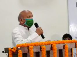 Saryu Roy's Book release function in Ranchi