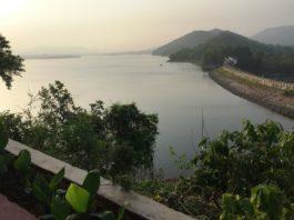 Dimna Lake designed by M Visveswaraya