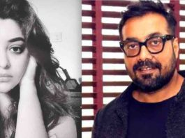 Payal Ghosh and Anurag Kashyap