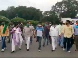 JMM MLAs arrive at TMH