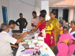 Tata Steel health initiatives in Noamundi
