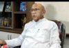 Saryu Roy speaking to media on Sikidihri scam